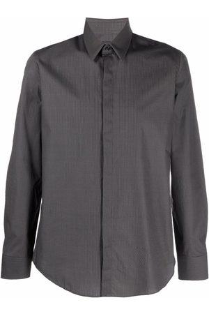 Fendi Long-sleeve button-up shirt