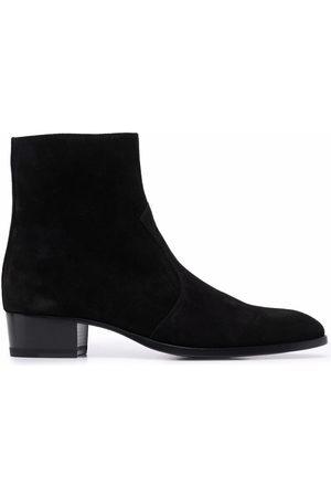 Saint Laurent Zip-fastening ankle boots
