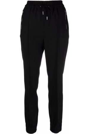 ERMANNO SCERVINO Drawstring-waist trousers