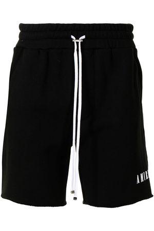 AMIRI Men Sports Shorts - Drawstring track shorts