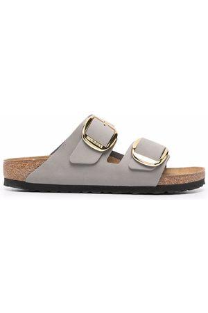 Birkenstock Women Sandals - Arizona double-strap sandals - Grey