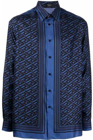 VERSACE New Medusa monogram shirt