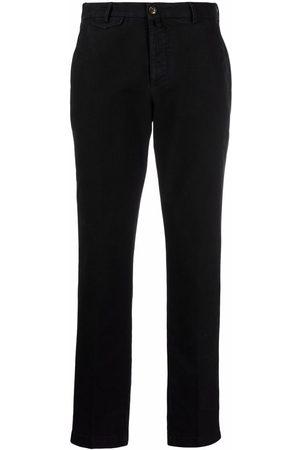 BRIGLIA Men Chinos - Slim-fit chino trousers