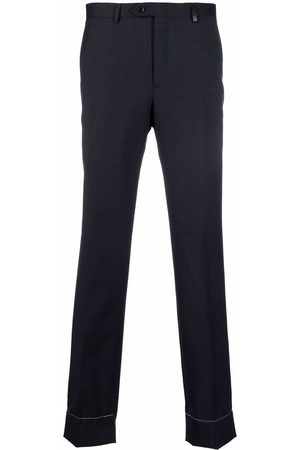 BRIONI Men Formal Pants - Cropped tailored trousers