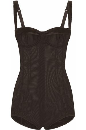 Dolce & Gabbana Balconette-bra bodysuit