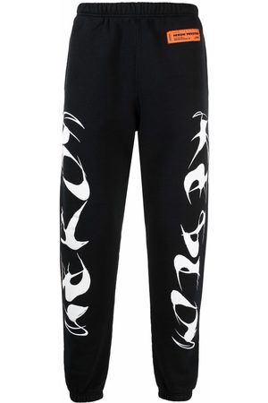 Heron Preston Logo-print track pants