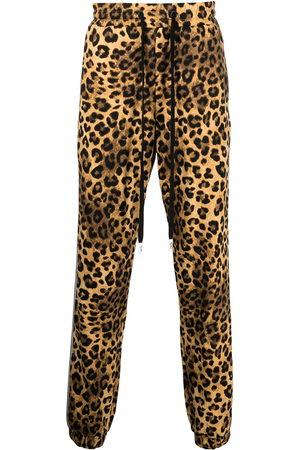 HACULLA Men Tracksuits - Leopard print trackpants