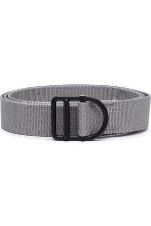 Kenzo Logo-patch detail belt - Grey