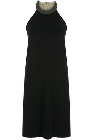 OSKLEN Women Knitted Dresses - Knitted halter neck dress