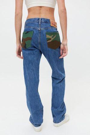 Urban Recycled Camo Pocket Jean