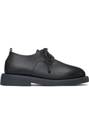 MARSÈLL Men Formal Shoes - Navy Gomme Gommello Derbys