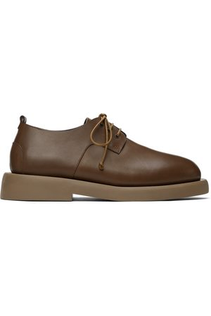 MARSÈLL Men Formal Shoes - Brown Gomme Gommello Derbys