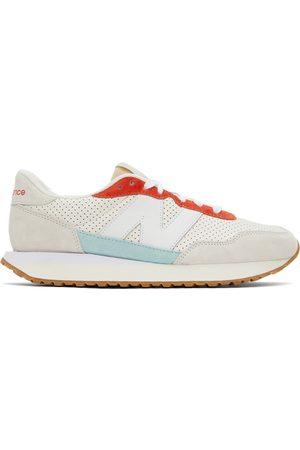 New Balance Women Sneakers - White 237 Sneakers