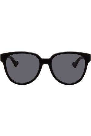 Gucci Women Square - Black Square Sunglasses