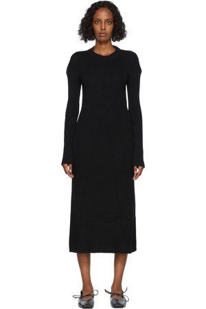 SYSTEM Women Knitted Dresses - Knit Open Back Dress