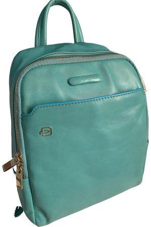 Piquadro Women Rucksacks - Leather backpack