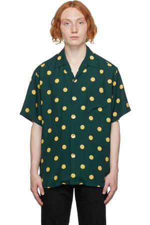 Wacko Maria Men Short sleeves - Polka Dot 'Guilty Parties' Short Sleeve Shirt