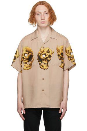 Wacko Maria Men Short sleeves - 56 Tattoo Studio Edition 'Guilty Parties' Short Sleeve Shirt