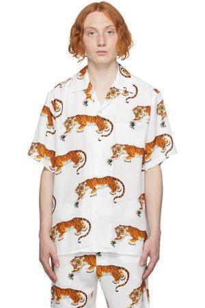 Wacko Maria Men Short sleeves - Tim Lehi Edition 'Guilty Parties' Short Sleeve Shirt