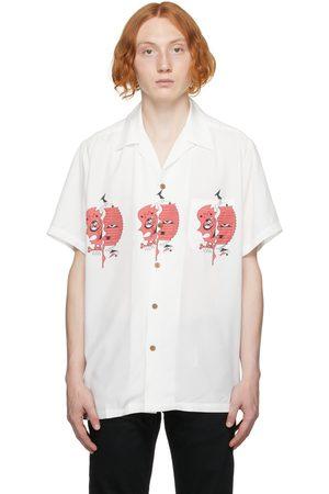 Wacko Maria Men Short sleeves - Guilty Parties' Wolf's Head Short Sleeve Shirt