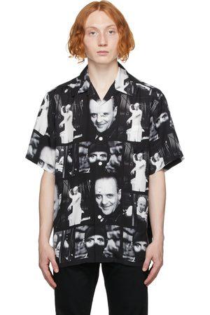 Wacko Maria Men Short sleeves - Silence Of The Lambs 'Guilty Parties' Short Sleeve Shirt
