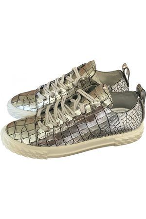 Giuseppe Zanotti Men Sneakers - Leather low trainers