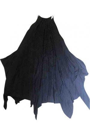 IRFÉ Silk maxi dress