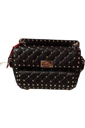 VALENTINO GARAVANI Women Purses - Rockstud spike leather handbag