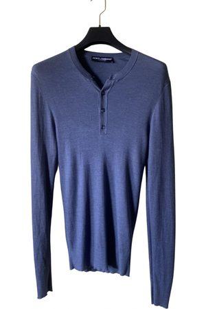 Dolce & Gabbana Silk knitwear & sweatshirt