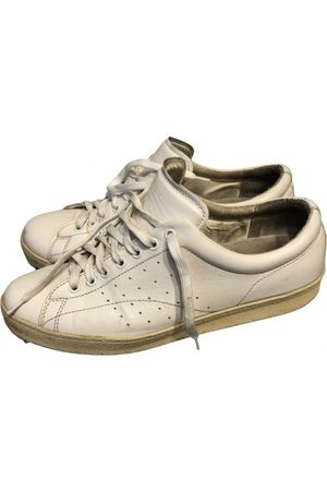 Sandro Men Sneakers - Leather low trainers
