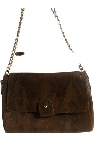 A.P.C. Patent leather handbag