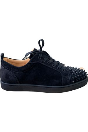 Christian Louboutin Boys Sneakers - Louis junior spike low trainers