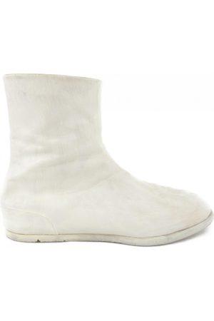 Maison Martin Margiela Men Boots - Leather boots