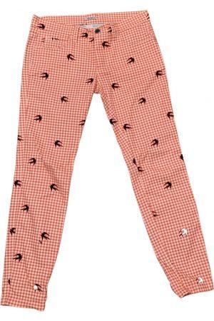 Miu Miu Women Straight Leg Pants - Straight pants