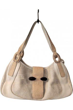 Tod's Linen handbag