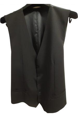 Dolce & Gabbana Men Tank Tops - Wool vest