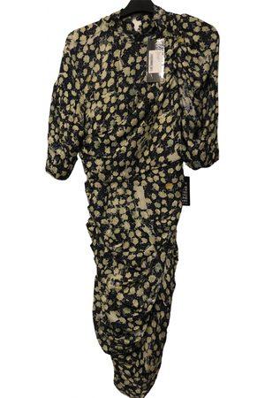 THORNTON BREGAZZI Women Midi Dresses - Silk mid-length dress
