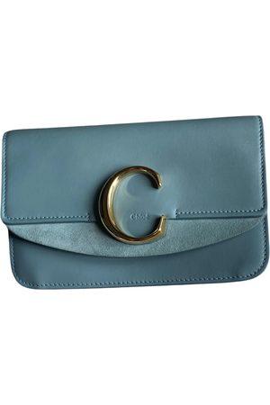 Chloé C leather handbag