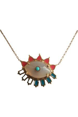 Aaron Basha Yellow necklace