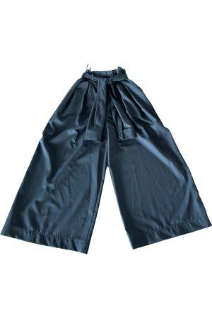 AJE Wool trousers