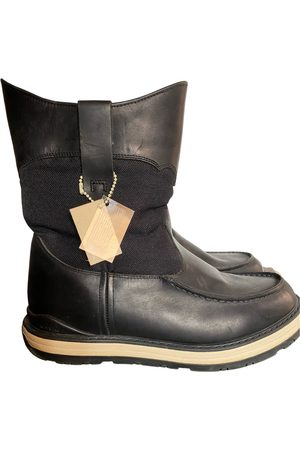 VISVIM Leather boots