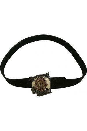 John Richmond Leather belt