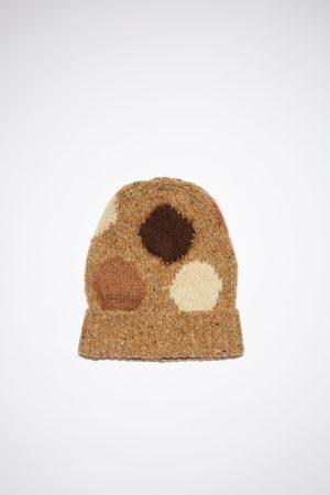Acne Studios Women Beanies - FN-UX-HATS000121 /multi Wool dot beanie hat