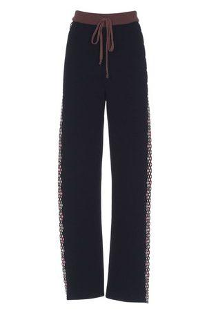 Marni Argyle Side Stripe Pants
