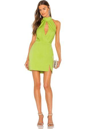 ELLIATT X REVOLVE Regan Dress in Green.