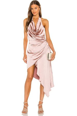 ELLIATT X REVOLVE Holly Dress in Mauve.