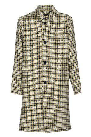Marni Checked Mac Coat