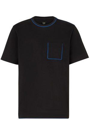 Fendi Men Short Sleeve - Jersey T-Shirt
