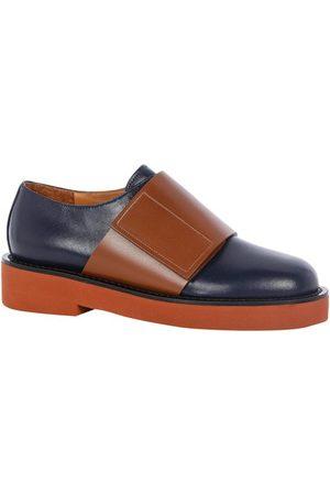 Marni Big Strap Leather Shoes