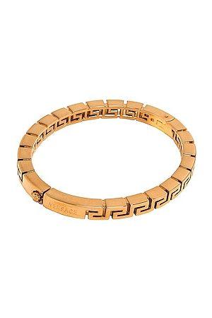VERSACE Bracelet in Metallic